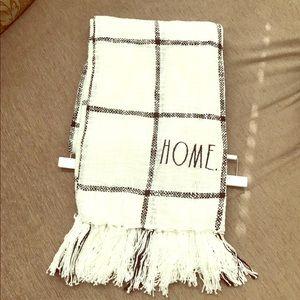 Rae Dunn Home Throw
